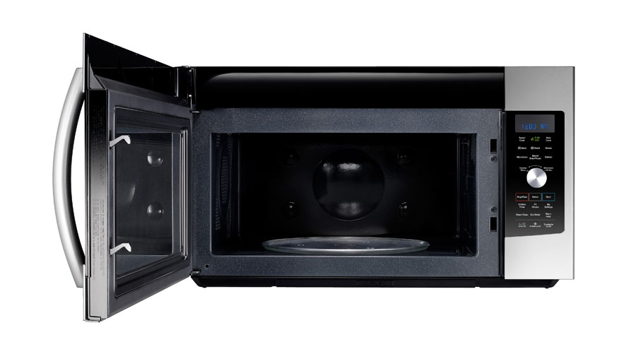 Amazon.com: Samsung MC17F808KDT Over-The-Range Convection Microwave, 1.7 Cubic Feet: Appliances