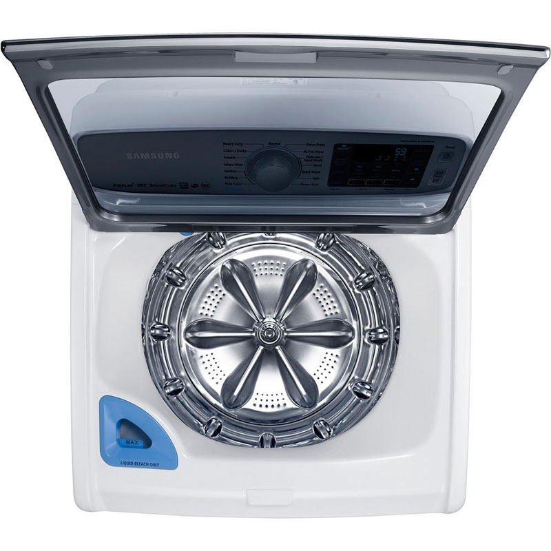 how to clean high efficiency washing machine
