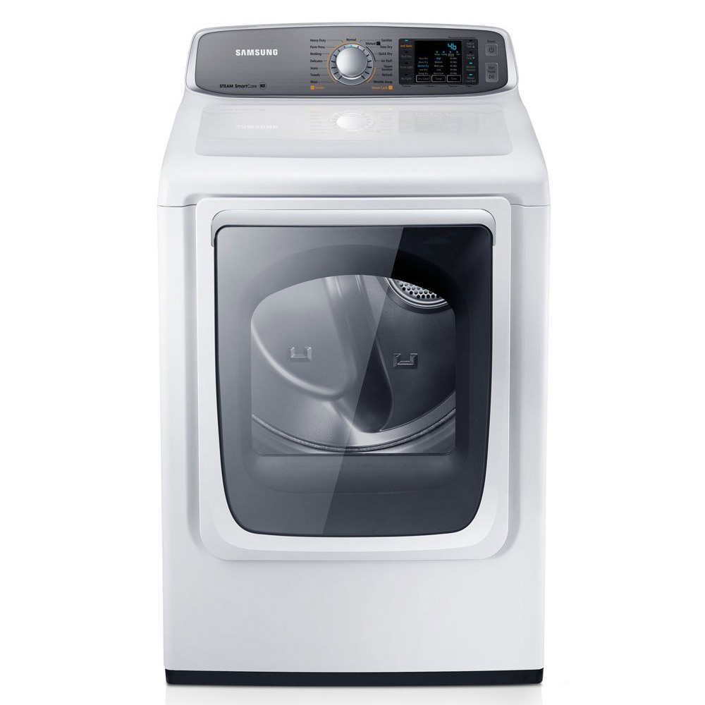 Samsung Dv50f9a6gvw Gas Front Load Dryer With