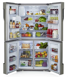B00hh2yzt6 samsung rf32fmqdbsr 4 door refrigerator with convertible b00hh2yzt6 samsung rf32fmqdbsr 4 door refrigerator with convertible zone 32 cubic feet publicscrutiny Images