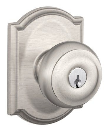 Amazon Com Schlage Fe51 Geo 716 Cam Built In Alarm