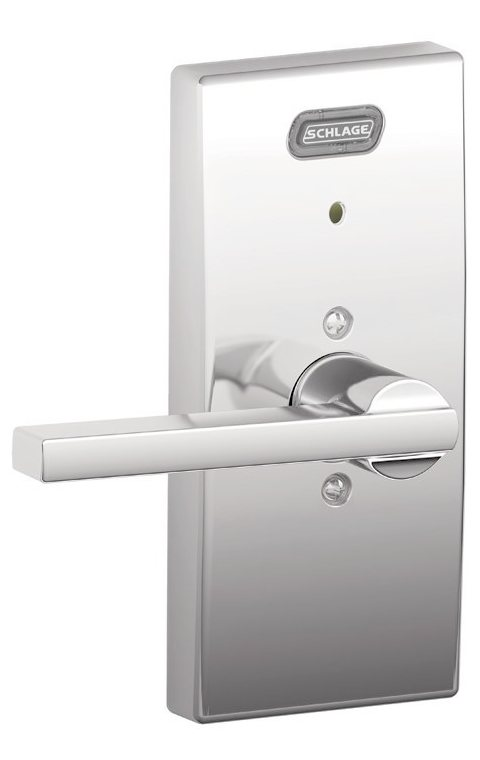 Amazon Com Schlage Fe576 Ply 625 Lat Cen Built In Alarm
