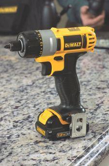 DEWALT DCK294L3 12-volt max screwdriver