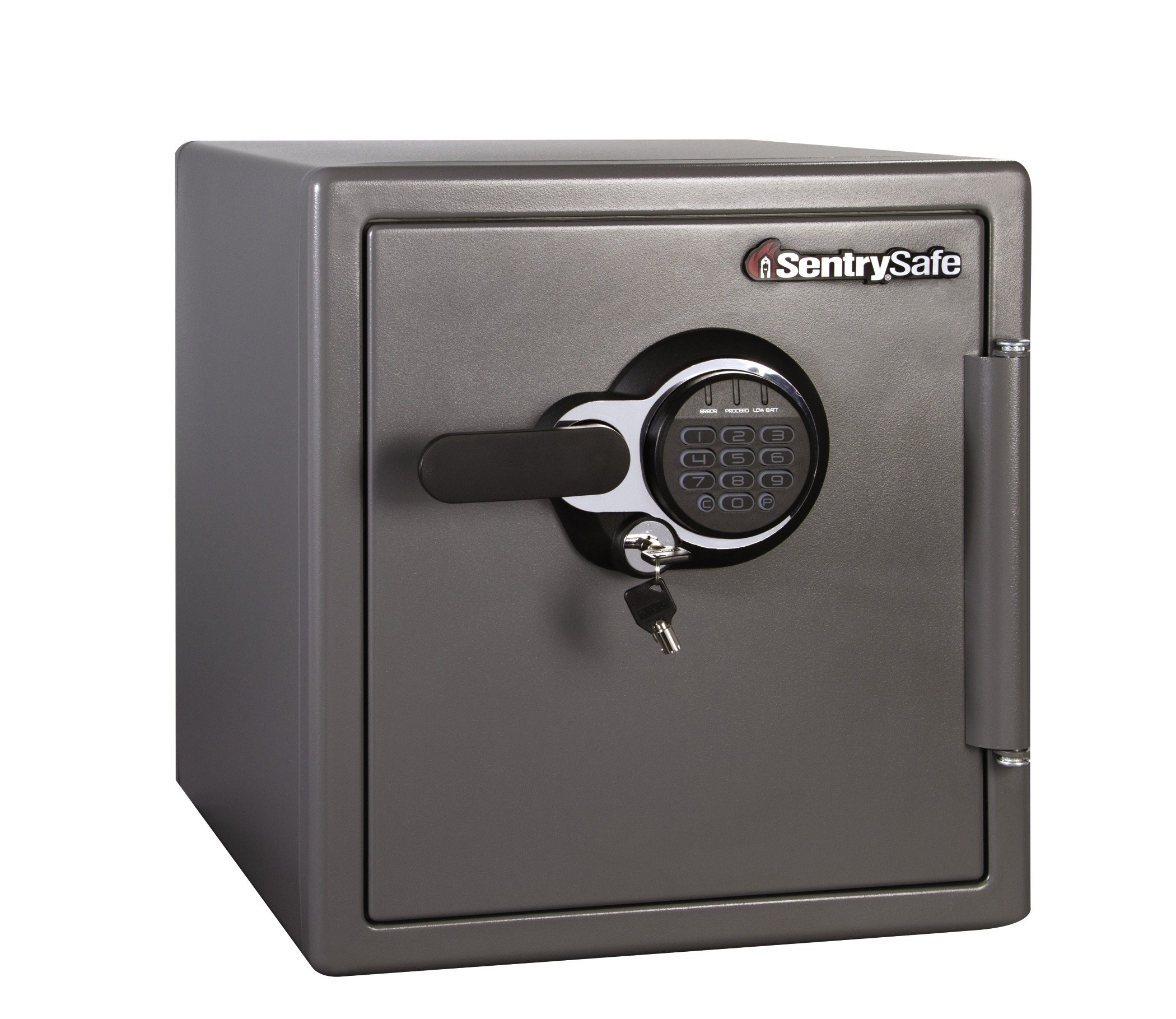 ... 23 Cubic Feet Electronic Fire-Safe, Gun Metal Grey: Home Improvement
