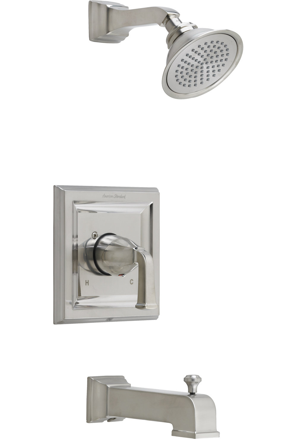 American Standard T555.522.002 Town Square Bath and Shower Trim Kit