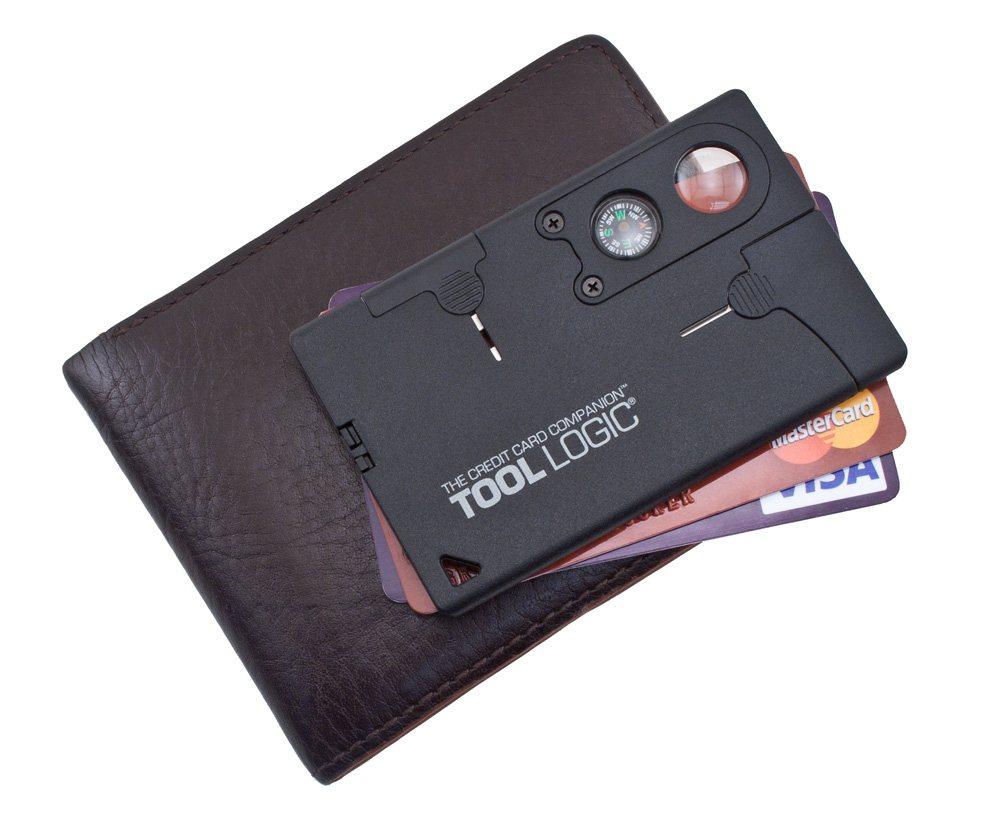 SOG Specialty Knives & Tools CC1SB Credit Card Companion ...