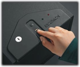 stack on biometric safe instructions