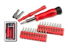 2841 Everybit and Electronic Repair Screwdriver Bit Set
