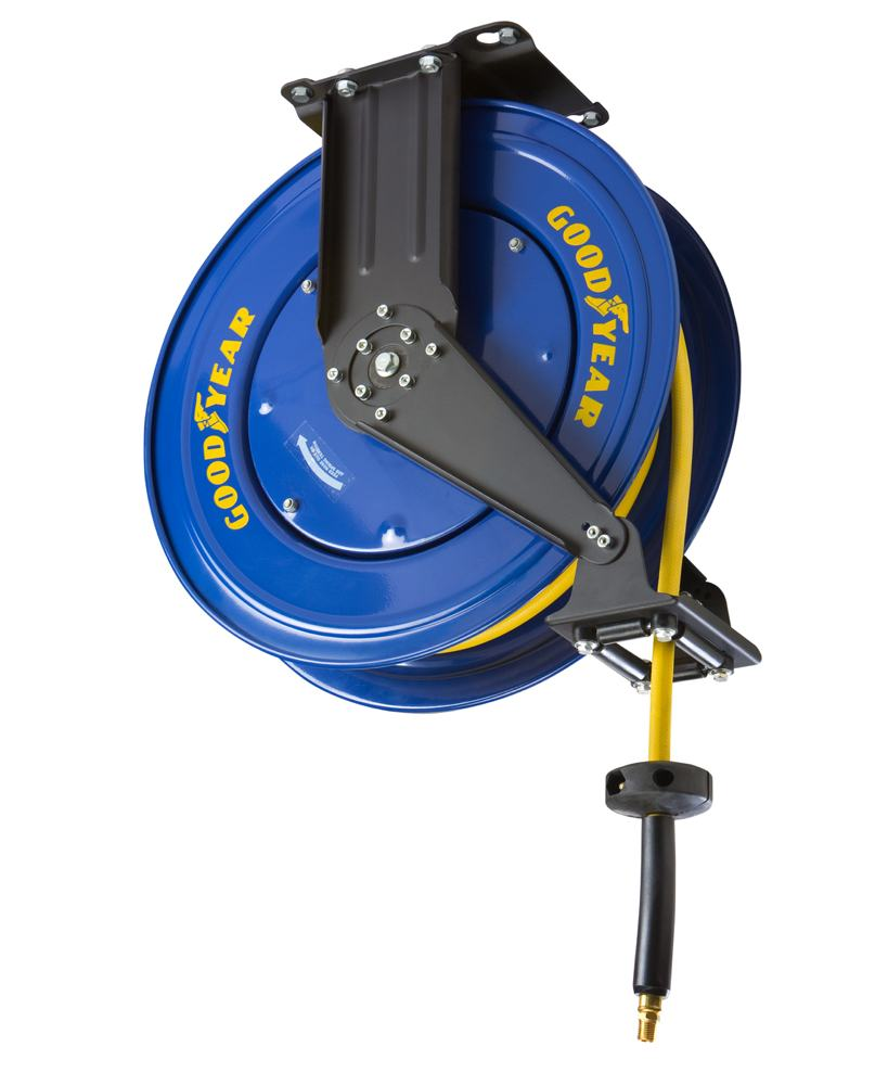 3/8 inch air hose reel