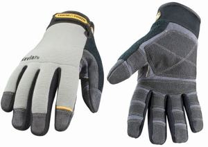 youngstown GeneralUtilityKevlar gloves sm Cheap Youngstown Glove 05 3080 70 L General Utility Lined with KEVLAR Glove Large, Gray
