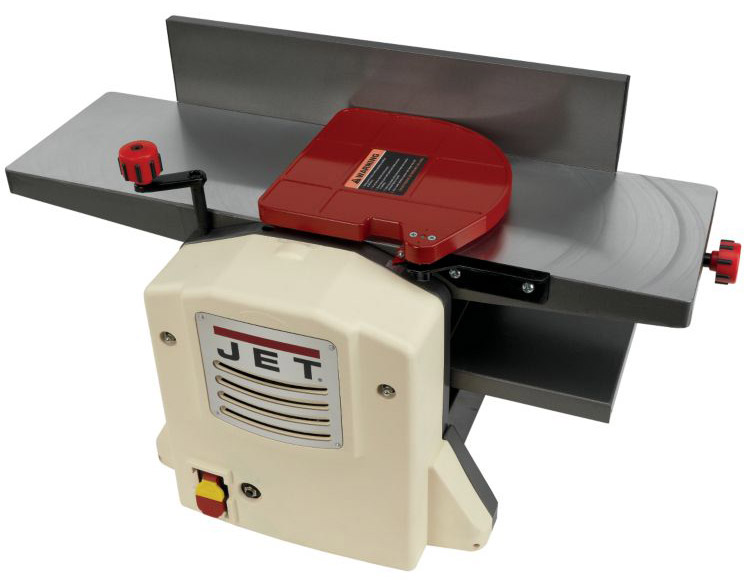 Jet Jjp 8bt 8 Inch Bench Top Jointer Planer Power
