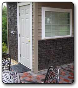 Faux-Stone Outdoors