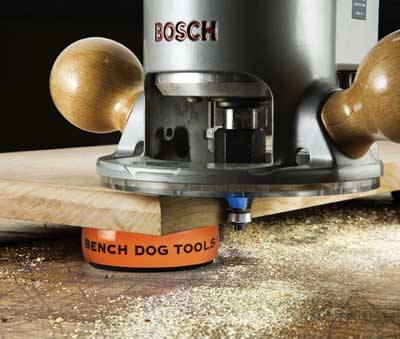 Bench Dog 10 035 Bench Cookie Work Grippers 4 Pack Table Saw Accessories
