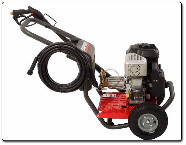 Snapper 3,100 MAX PSI Pressure Washer