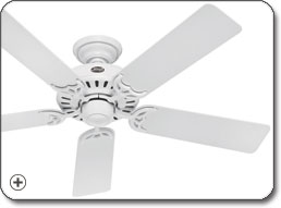 Hunter 25517 Summer Breeze Ceiling Fan