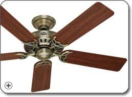 Hunter 25511 Summer Breeze Ceiling Fan