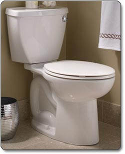 American Standard Compact Cadet-3 Elongated Toilet