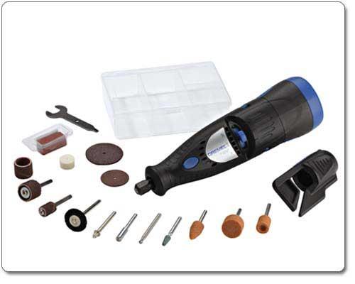 Dremel 7700-1/15 MultiPro Cordless Rotary Tool Kit