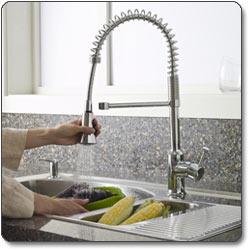 American Standard Pekoe Semi-Professional Kitchen Faucet