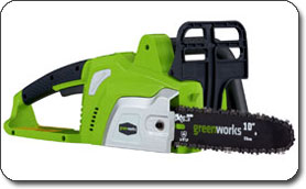 22602 10-Inch Li-Ion Chain Saw