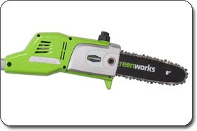 20612 8-Inch Li-Ion Pole Saw