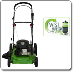 LEHR LM139SPThree-in-One Propane-Powered Self-Propelled Eco Mower
