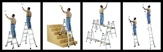 MT Series Ladder Positions