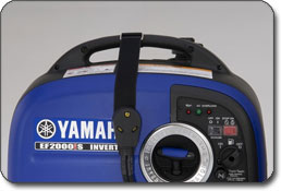 Inverter EF2000iS generator