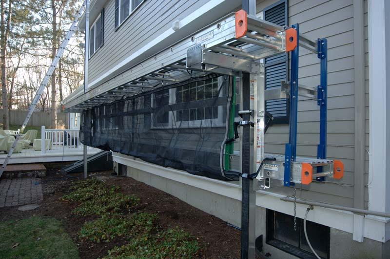 Qualcraft Aluminum Ladder Jacks -