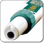 Extech ExStik PH100 Waterproof pH Meter - Electrodes