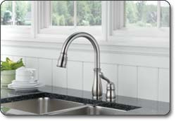 Delta Leland Single-Handle Pull-Down Kitchen Faucet