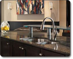 Delta Allora Single-Handle Pull-Down Kitchen Faucet