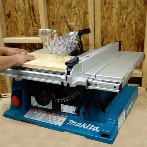 Makita 2705 10 Inch Contractor Table Saw Power Table