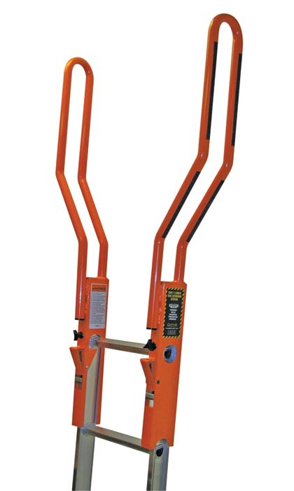 Guardian Fall Protection 10800 Safe T Ladder Extension