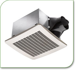Delta Electronics VFB25AC Breez 80 CFM Exhaust Fan