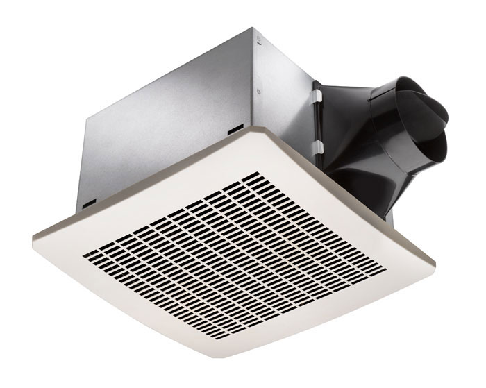 Delta breez vfb25adh signature 110 cfm exhaust fan with humidity sensor home Humidity activated bathroom fan