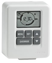Leviton LT111-10W Standard Digital Plug-In Timer