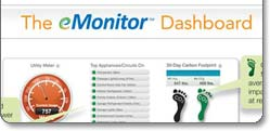 Powerhouse Dynamics eMonitor Dashboard Shot