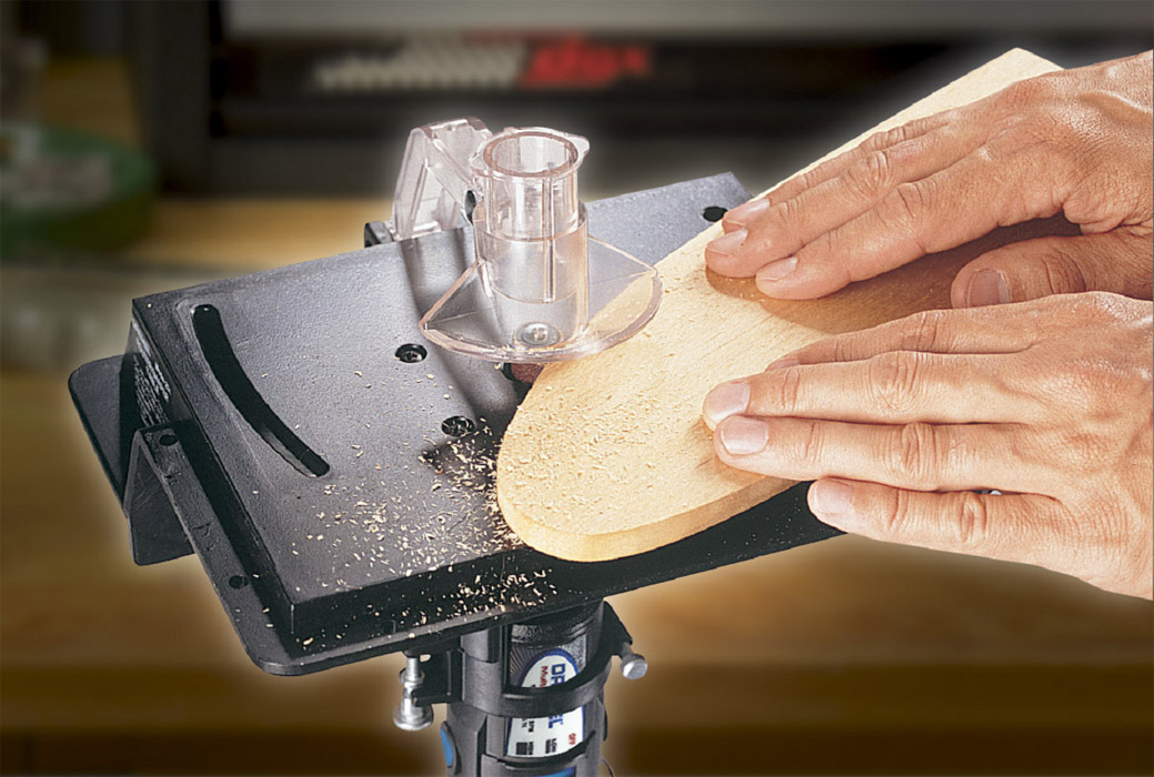 Dremel 231 shaper router table power rotary tool for Diy dremel router table