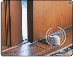 Alarm systems project for Home door security devices