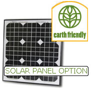Solaris Lawn Mower Solar Panel