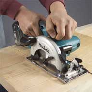 makita B001DN3NQ6 2 Cheap Bare Tool Makita BSS501Z 18 Volt LXT Lithium Ion Cordless 5 3/8 Inch Circular Trim Saw (Tool Only, No Battery)