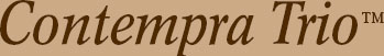 Contempra Trio Logo