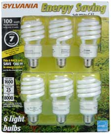 29490 23-Watt CFL Mini Twist
