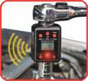 3 LED indicator and audio notification