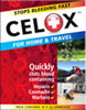 CELOX First Aid Temporary Traumatic Wound Treatment, 2g 10 pack