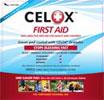 CELOX Gauze Pad, 8-Inch by 8-Inch