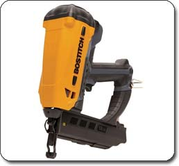 GBT1850K Straight Finish Nailer - Lightweight