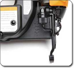 GBT1850K Straight Finish Nailer - Tool-Free Depth Control