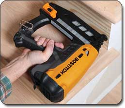 GFN1664K Straight Finish Nailer - Lightweight